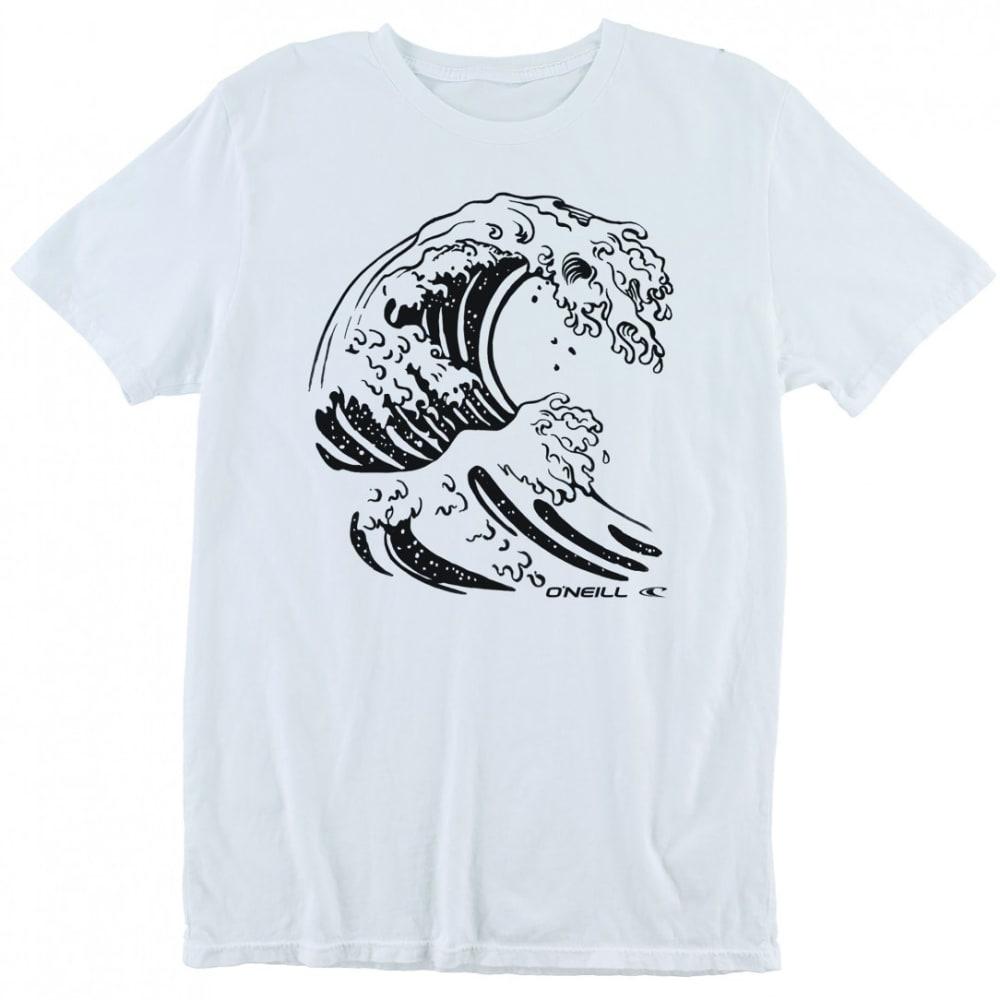 O'NEILL Men's Jetty Graphic Tee - WHT-WHITE