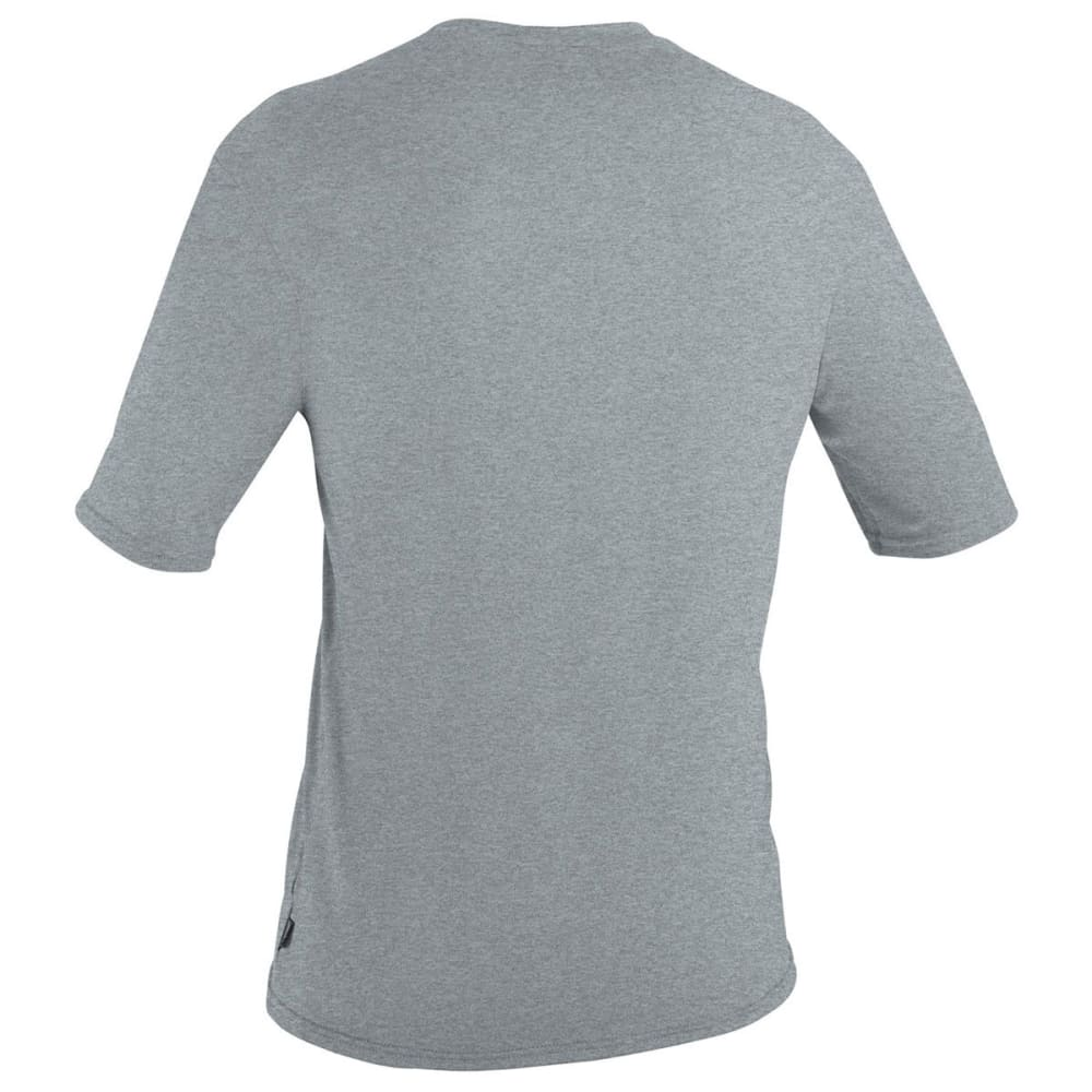 O'NEILL Men's Hybrid Short-Sleeve Surf Tee - 271-COOL GREY
