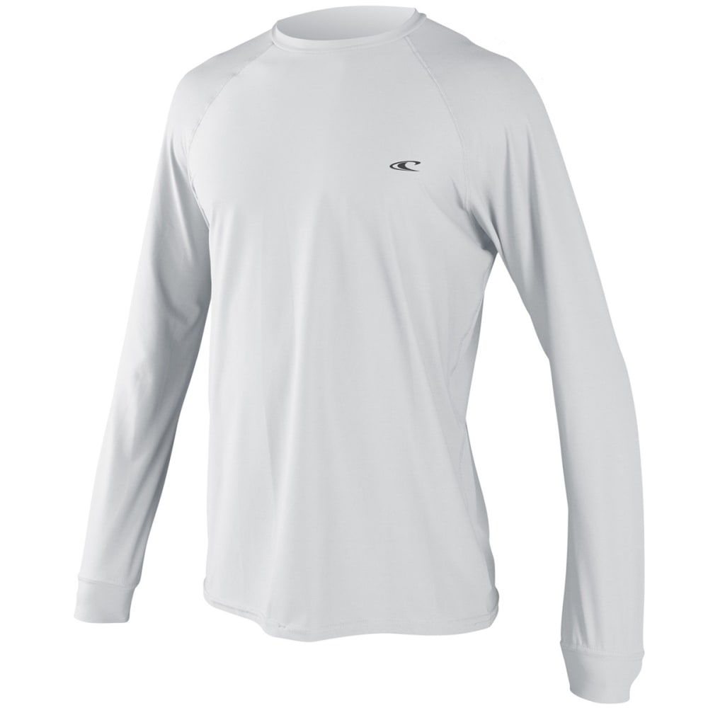 O'NEILL Guys' 24-7 Tech Long-Sleeve Surf Tee - DH5-WHITE