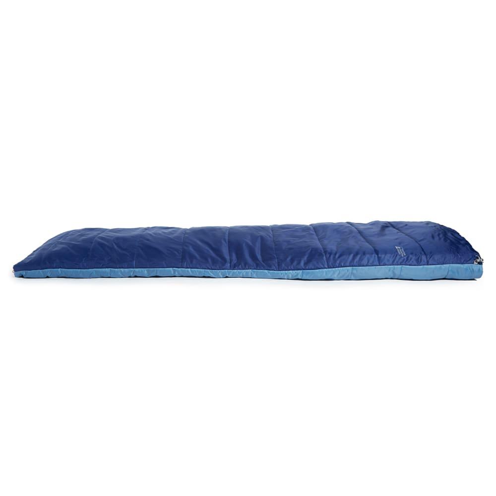 EMS Bantam 35/50 Degree Rectangular Sleeping Bag - BLUE DEPTHS