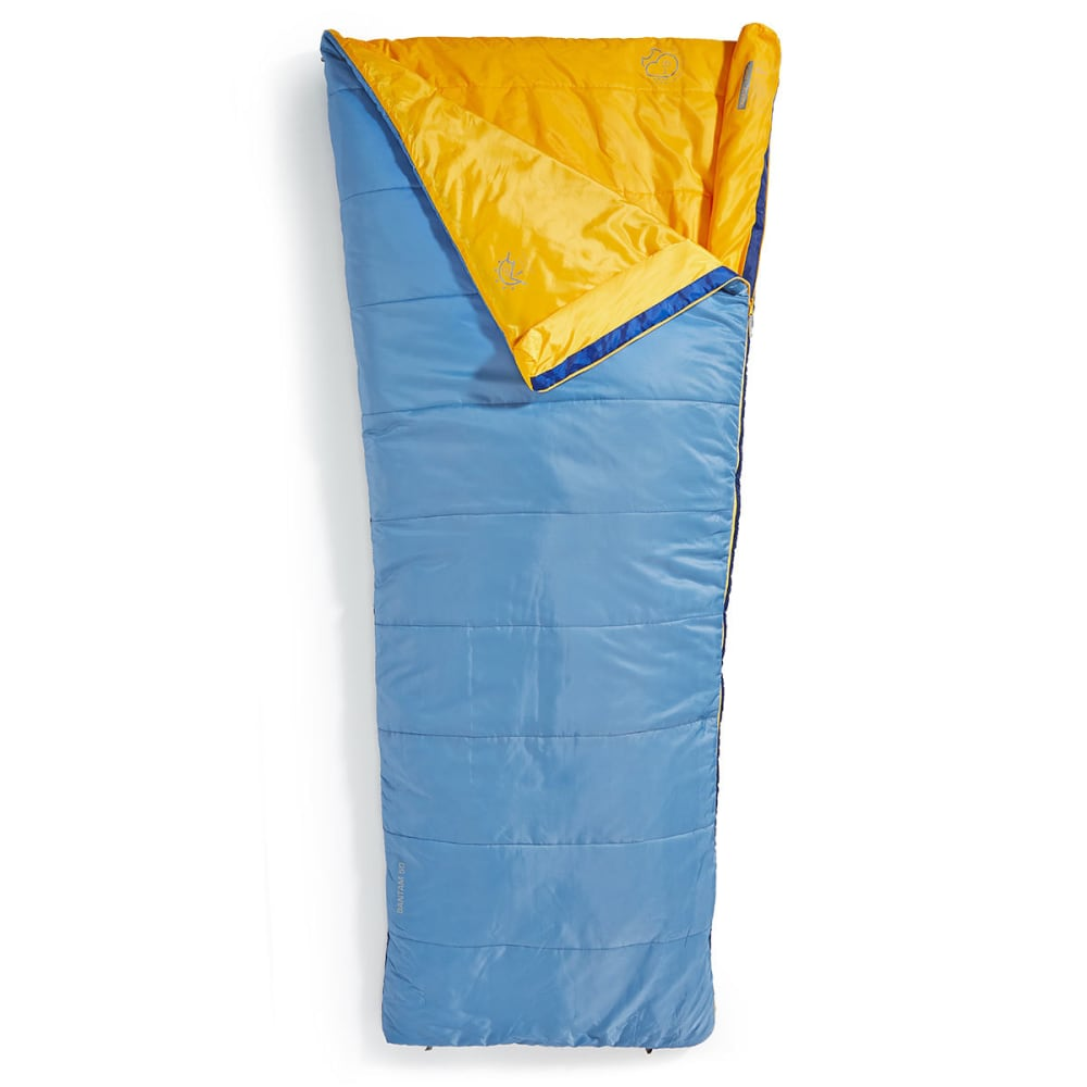 EMS® Bantam 35/50 Degree Rectangular Sleeping Bag  - BLUE DEPTHS