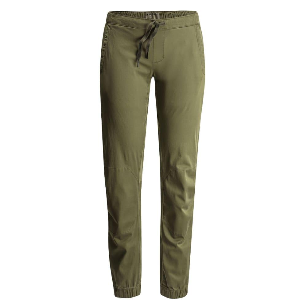 BLACK DIAMOND Women's Notion Pants - BURNT OLIVE