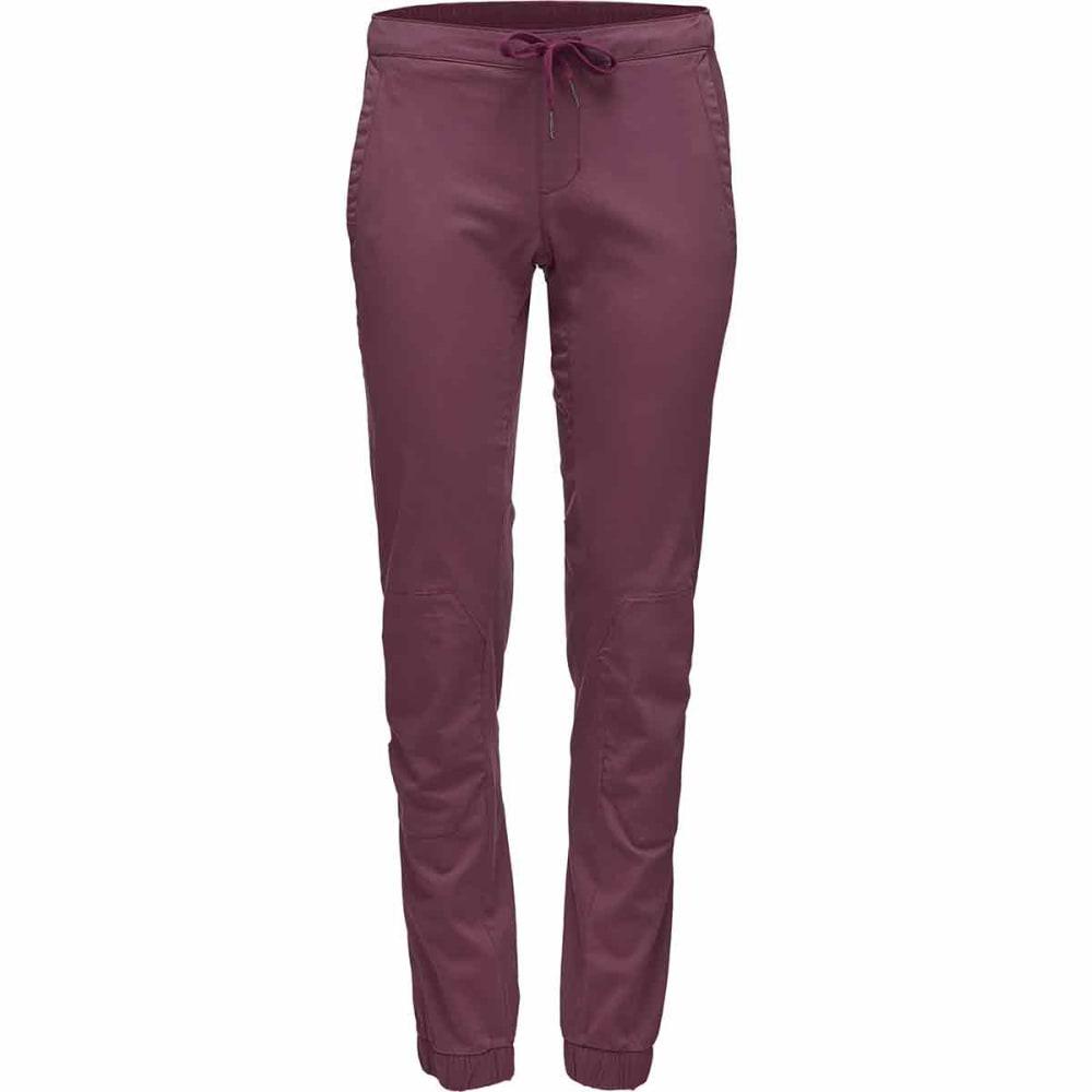 BLACK DIAMOND Women's Notion Pants - BORDEAUX