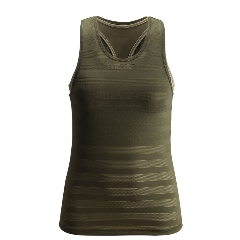 BLACK DIAMOND Women's Campus Tank Top - BURNT OLIVE