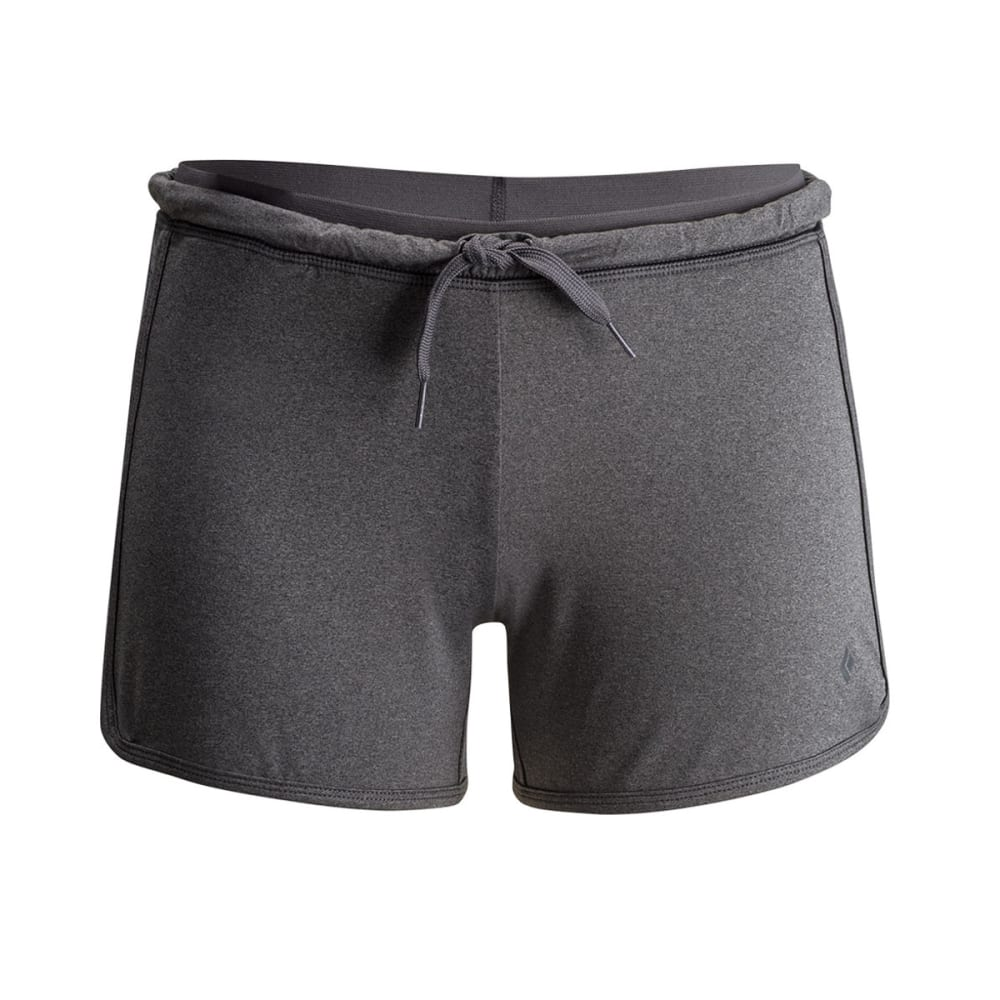 BLACK DIAMOND Women's Solitude Shorts - SLATE