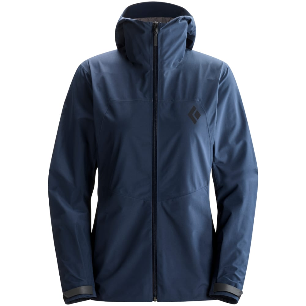 BLACK DIAMOND Women's Liquid Point Shell Jacket - CAPTAIN