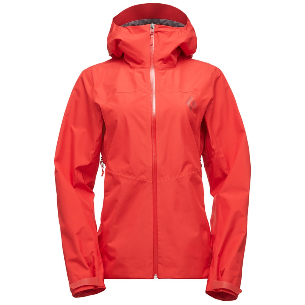 BLACK DIAMOND Women's Liquid Point Shell Jacket - PAINTBRUSH