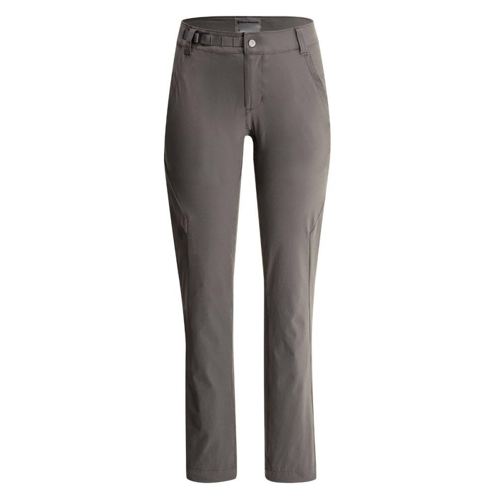Black Diamond Women's Alpine Light Softshell Pants - SLATE