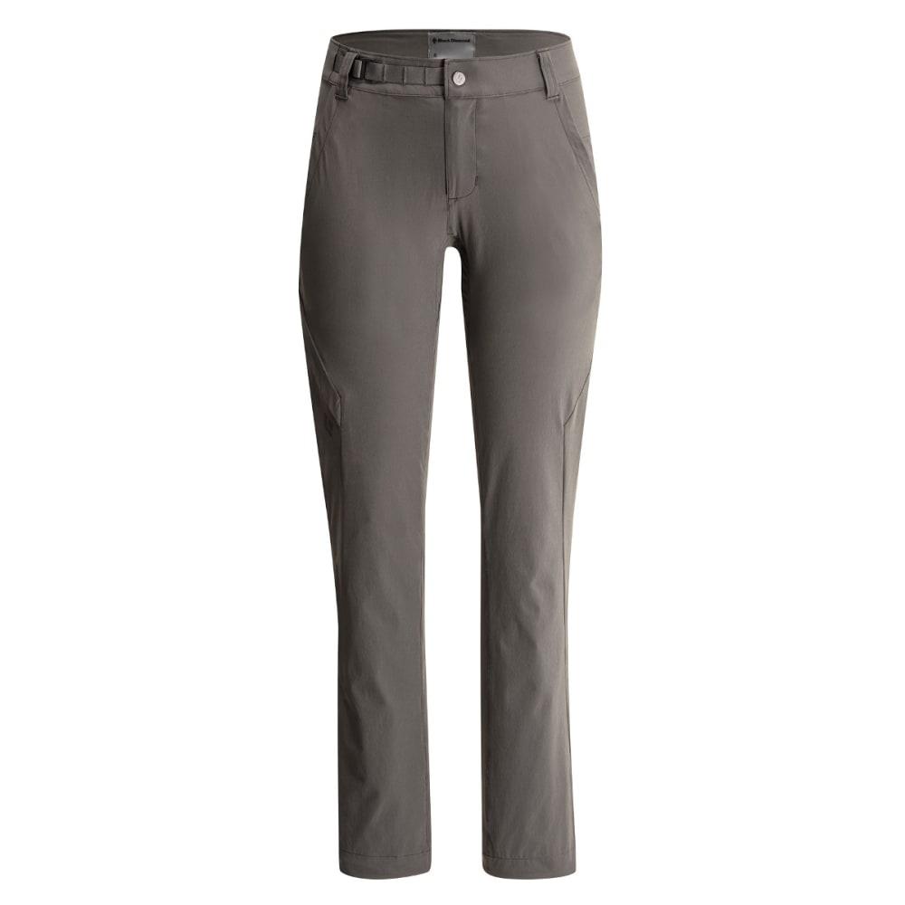 Black Diamond Women's Alpine Light Softshell Pants - SLATE