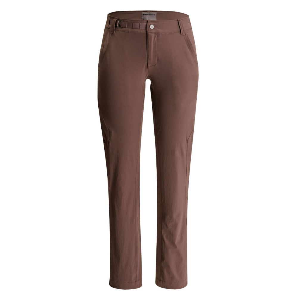 Black Diamond Women's Alpine Light Softshell Pants - SANDALWOOD
