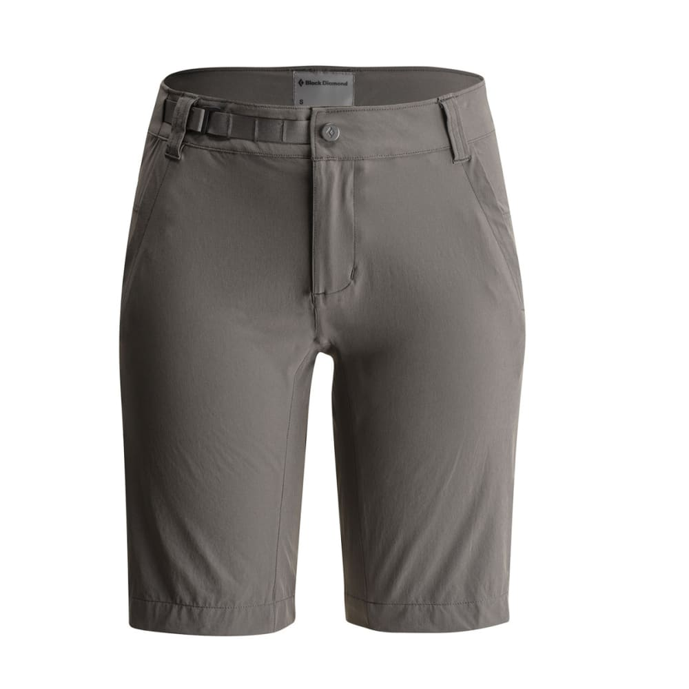 BLACK DIAMOND Women's Valley Shorts - SLATE