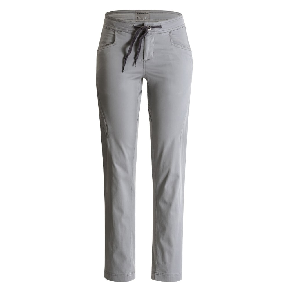 BLACK DIAMOND Women's Credo Pants - NICKEL