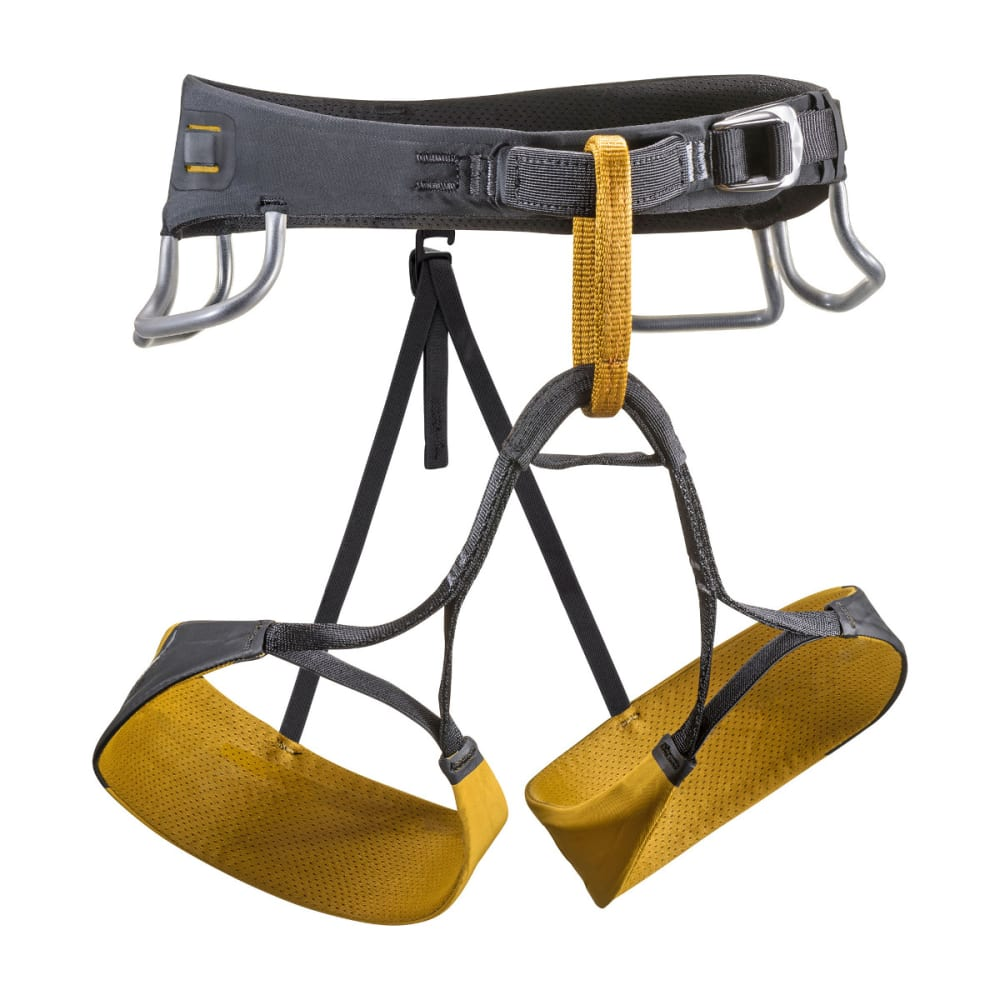 BLACK DIAMOND Men's Zone Harness - YELLOW
