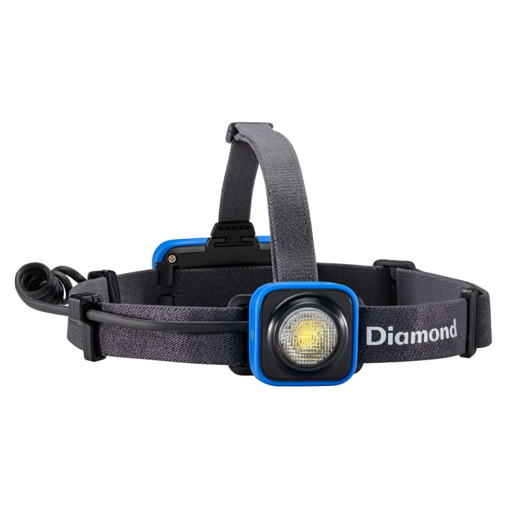 BLACK DIAMOND Sprinter Rechargeable Headlamp - SMOKE BLUE