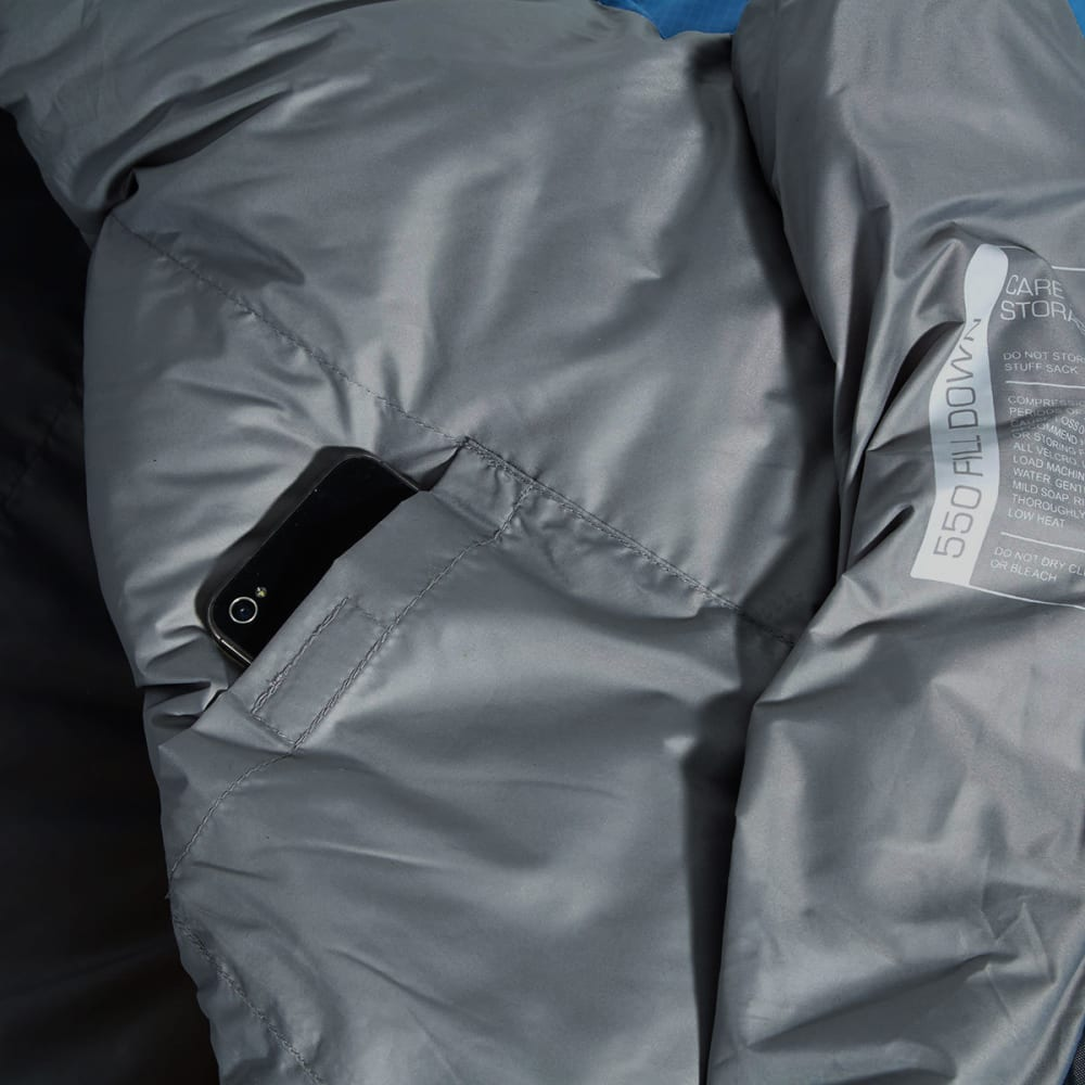 EMS Simmer Down 25 Sleeping Bag - LAPIS/PEWTER