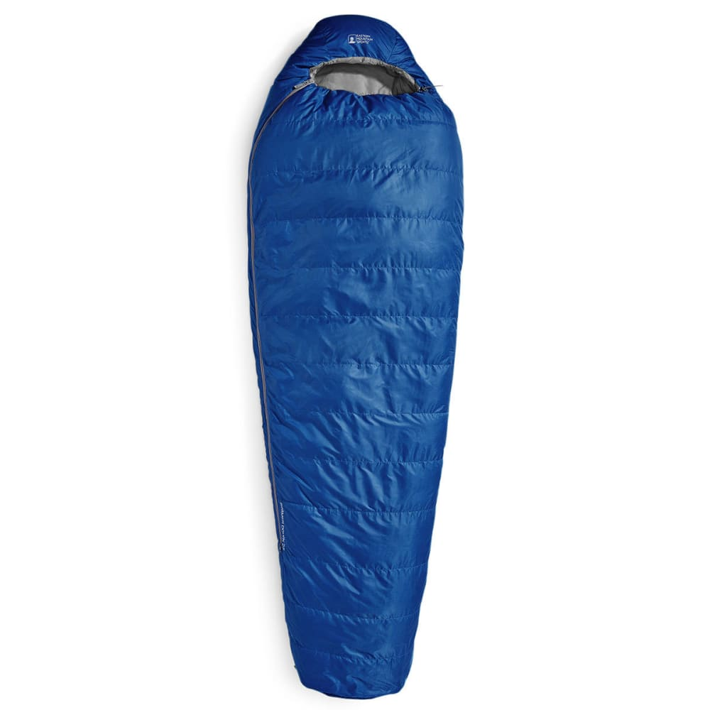 EMS Simmer Down 25° Sleeping Bag - LAPIS/PEWTER