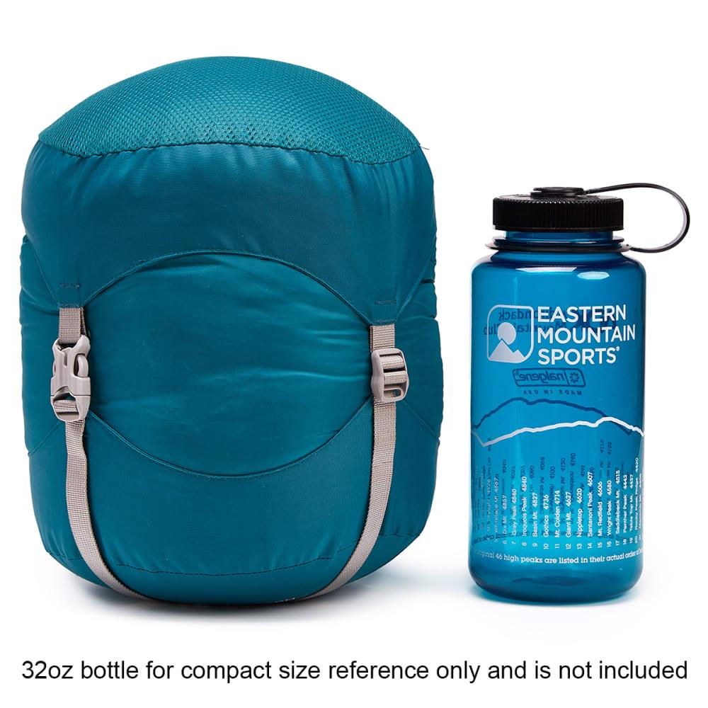 EMS Women's Mountain Light 20 Sleeping Bag - EVERGLADE