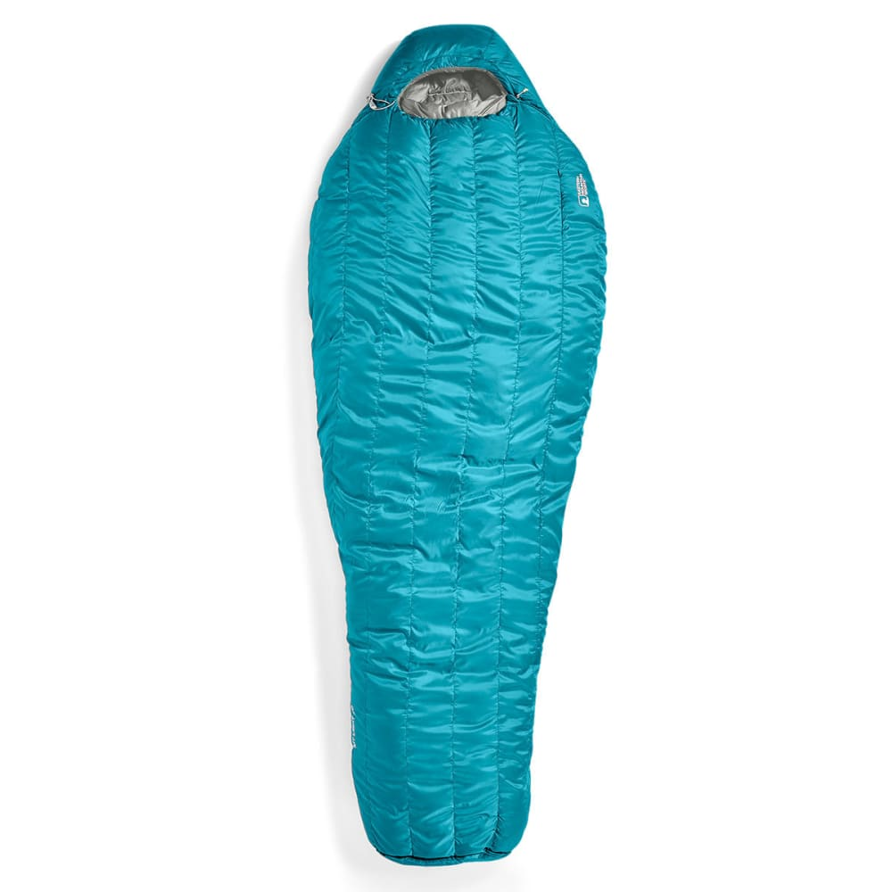 EMS Women's Mountain Light 20 Sleeping Bag - EVERGLADE