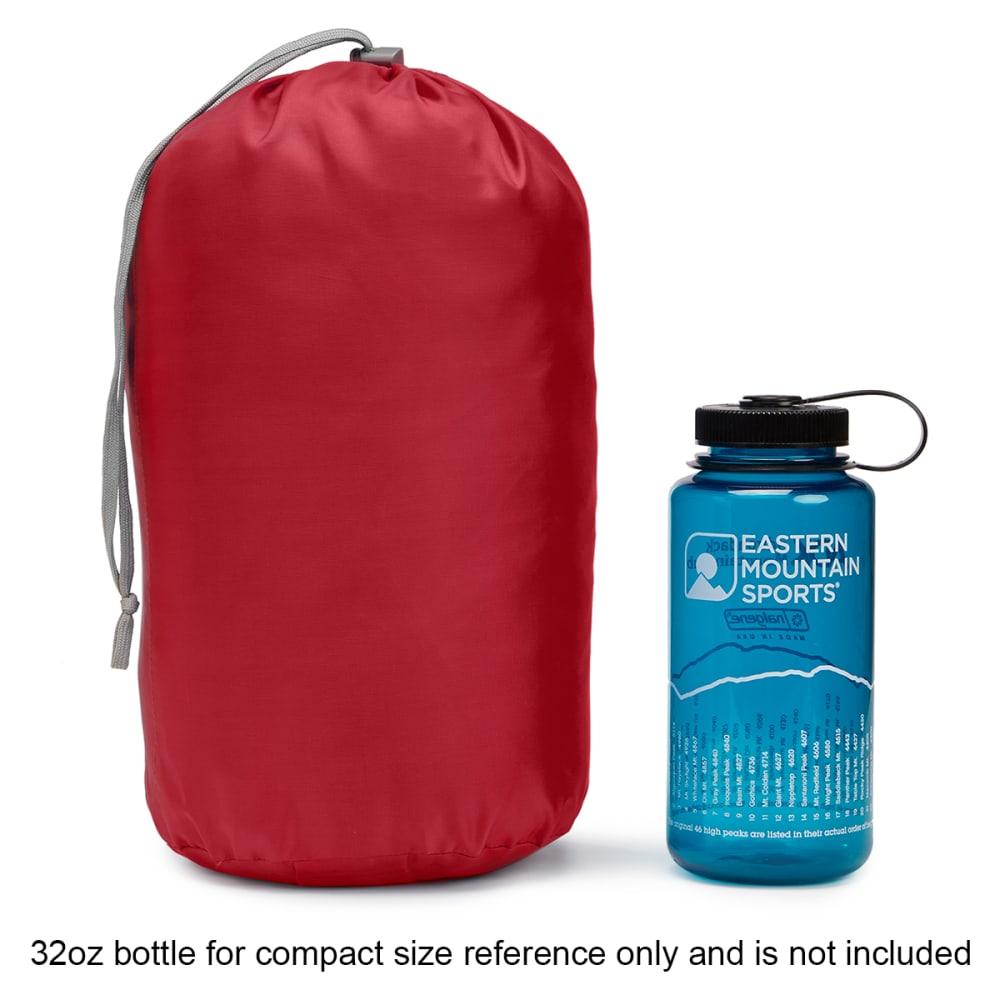 EMS Junior Solstice 20° Sleeping Bag - CHILI PEPPER/F BRICK