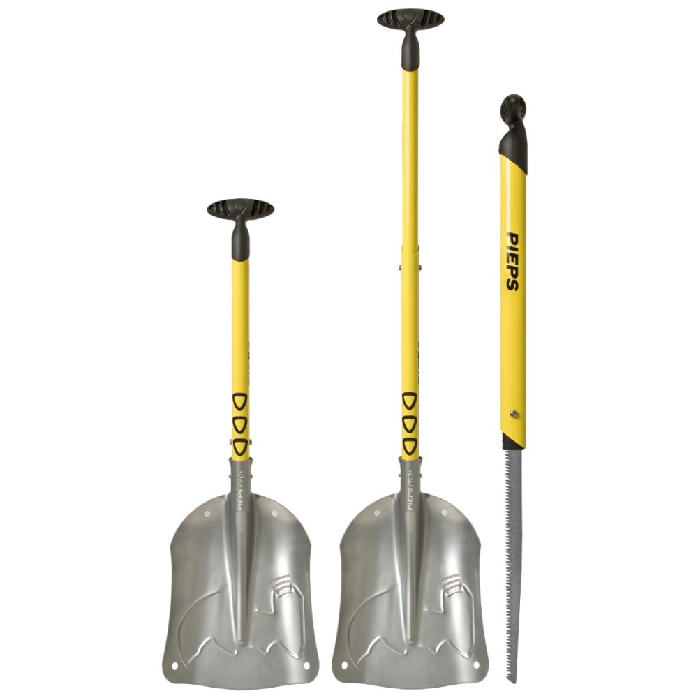 PIEPS Shovel Pro+ - YELLOW/GREY
