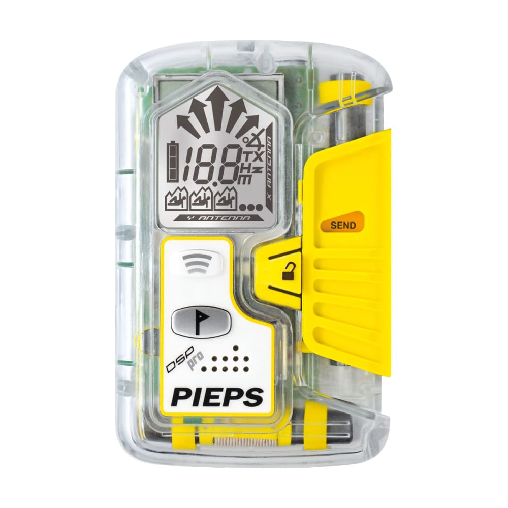 PIEPS DSP Ice Avalanche Beacon - CLEAR