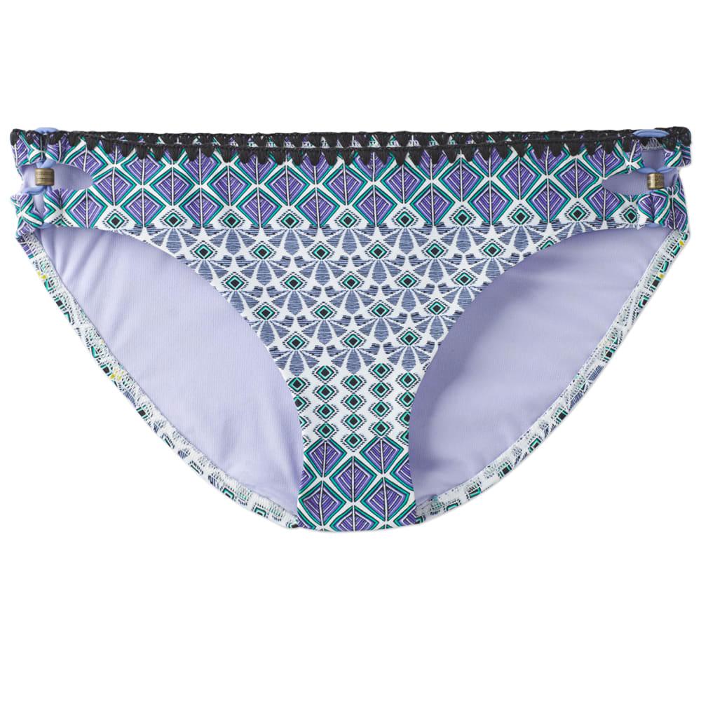 PRANA Women's Stina Bikini Bottoms - SNSE-SUPERNOVA SEVIL