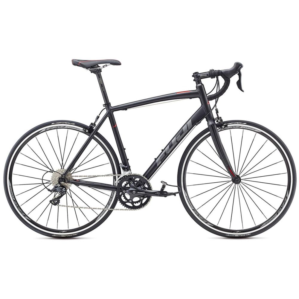 FUJI Men's Sportif 2.1 Bike - SATIN BLACK/CHARCOAL
