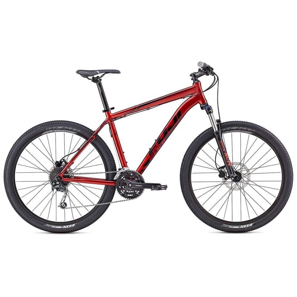 FUJI Nevada 27.5 1.5 Mountain Bike - RUST/BLACK