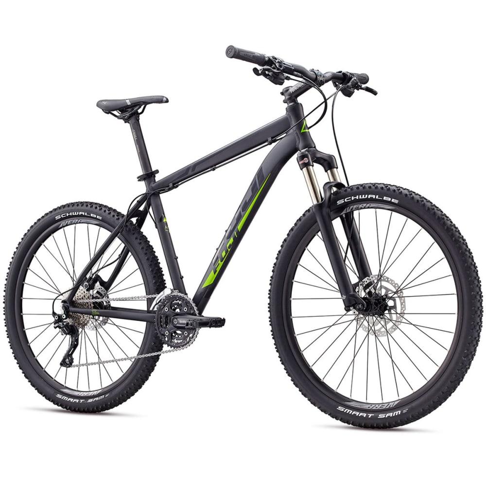 FUJI Nevada 27.5 1.1 Mountain Bike - SATIN BLACK/GLOSS