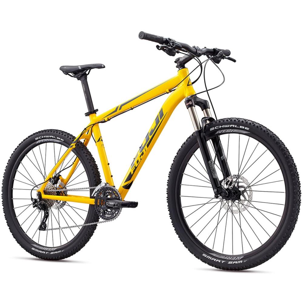 FUJI Nevada 27.5 1.1 Mountain Bike - YELLOW/DARK GREY