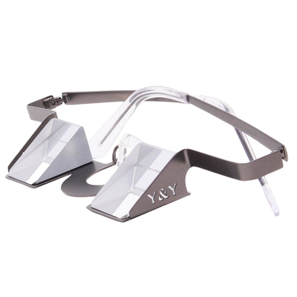 Y&Y VERTICAL Classic Belay Glasses - STEEL GRAY