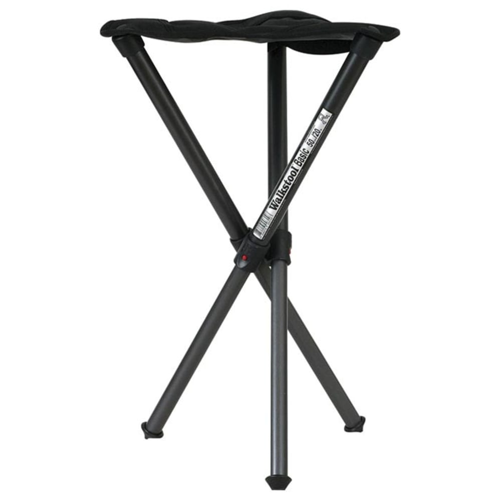 "WALKSTOOL Basic 20"" Chair - BLACK"