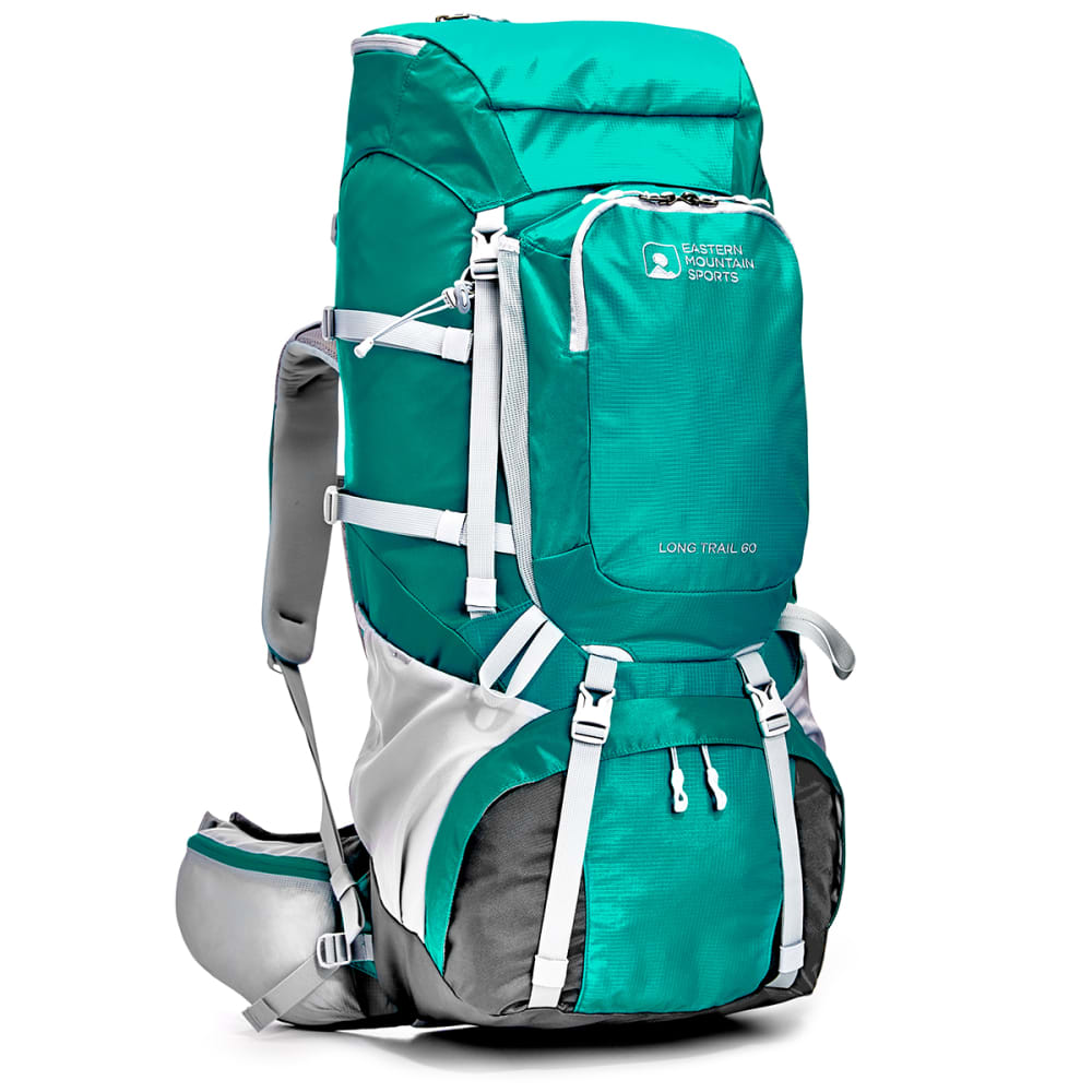 EMS® Women's Long Trail 60 Backpack - COLUMBIA/TURBULENCE