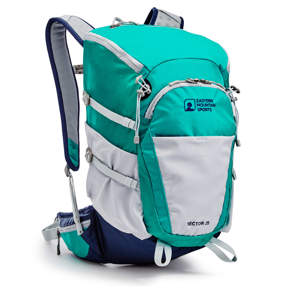EMS Women's Sector 25 Backpack - COLUMBIA/PEACOAT