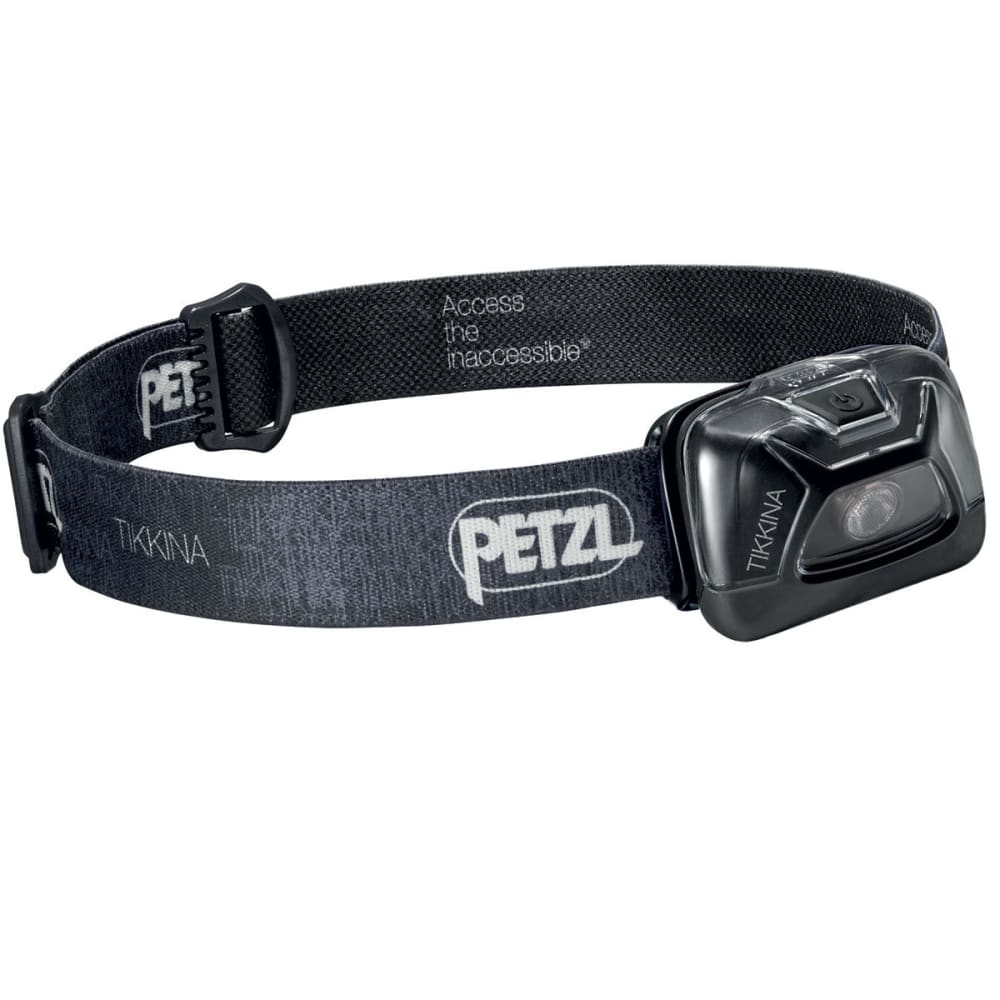 PETZL TIKKINA Headlamp - BLACK-E91ABA