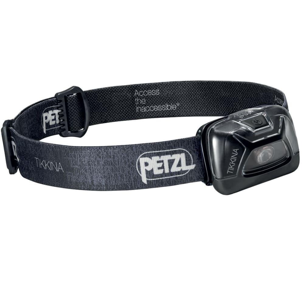 PETZL TIKKINA Headlamp - BLACK-E91ABA