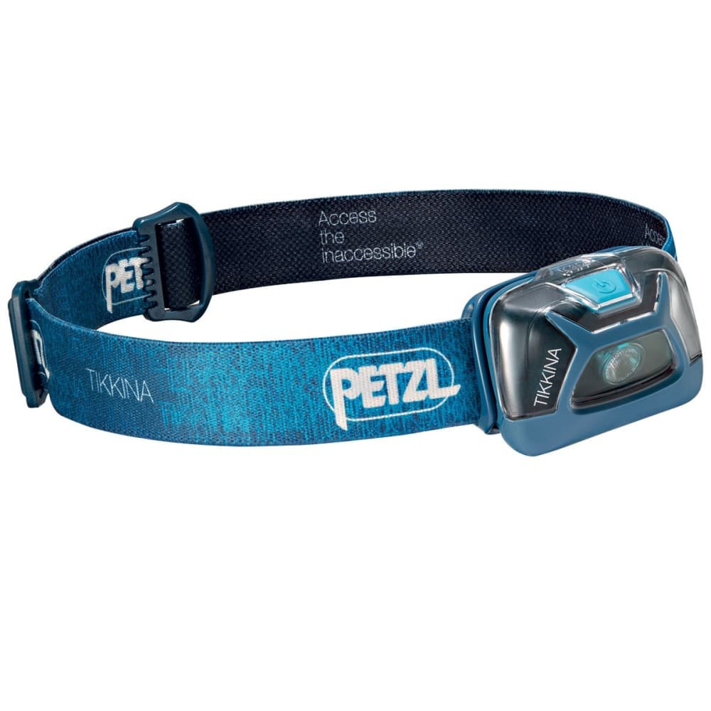 PETZL TIKKINA Headlamp - BLUE-E91ABC