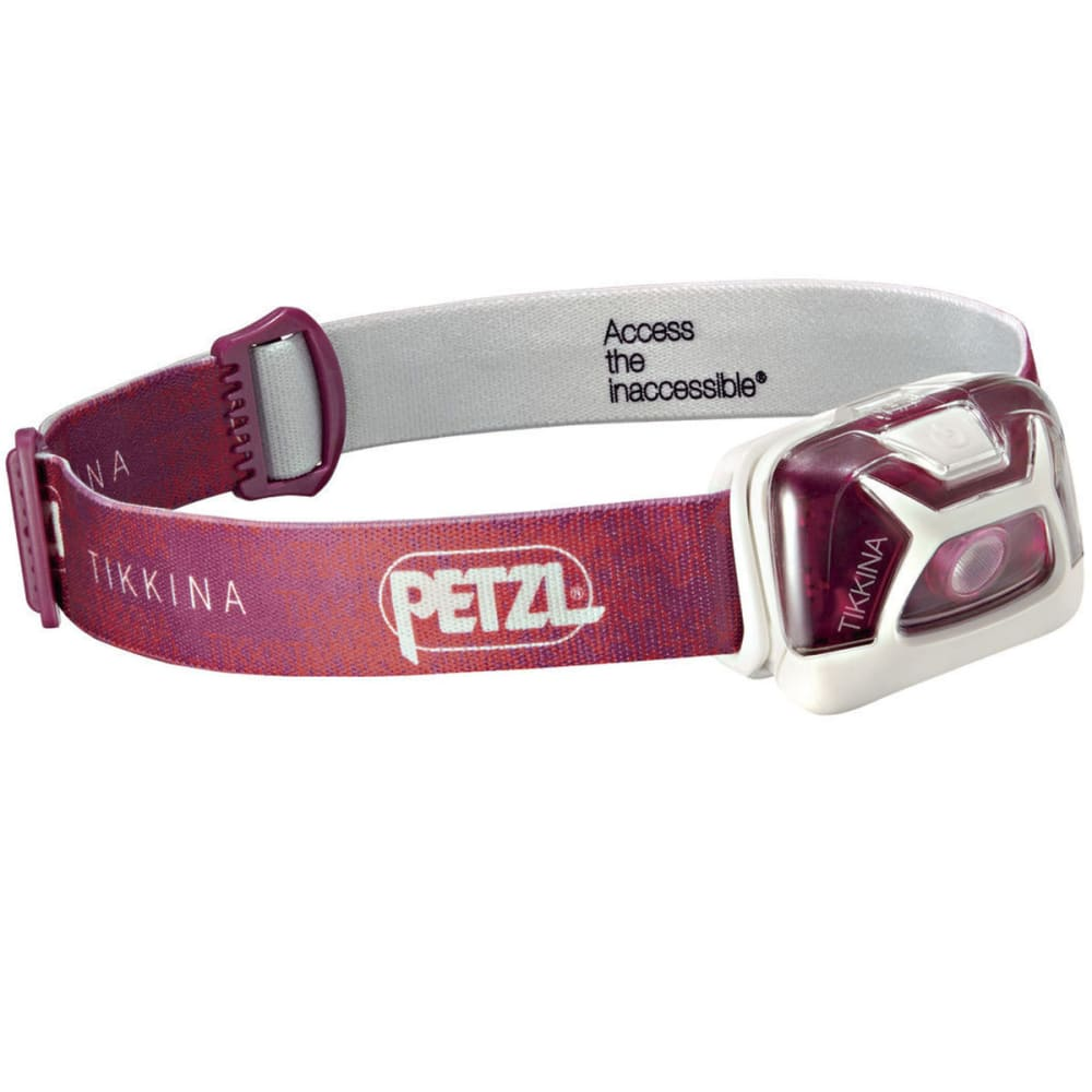 PETZL TIKKINA Headlamp - DUSTY ROSE-E91ABD