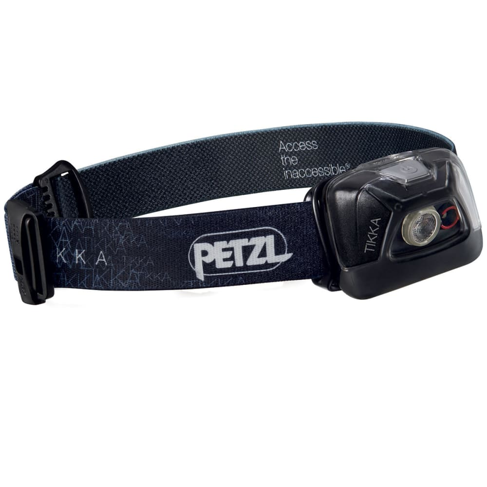 PETZL TIKKA Headlamp - BLACK-E93AAA