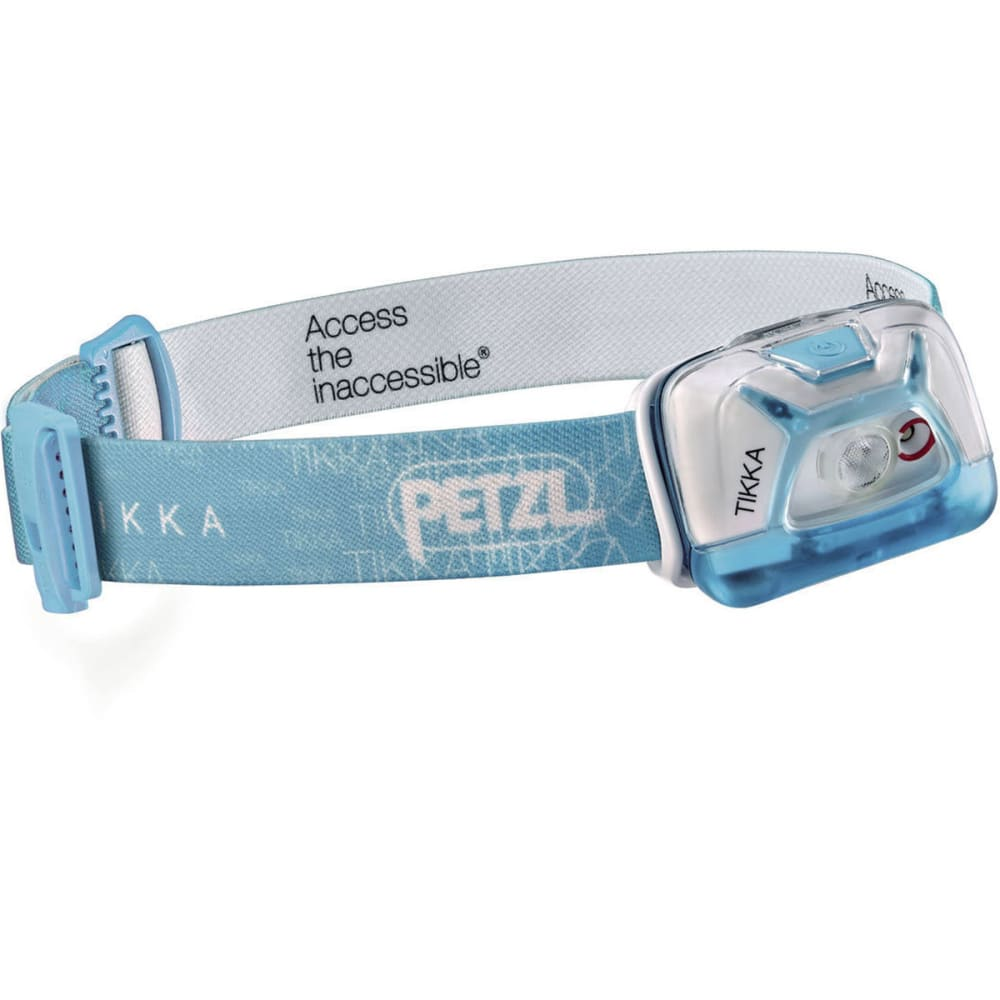 PETZL TIKKA Headlamp - BLUE-E93AAD