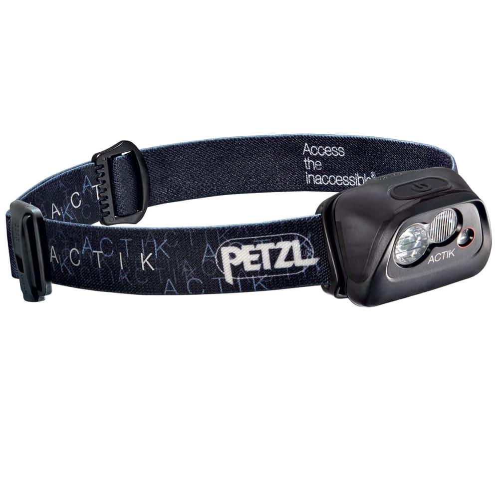 PETZL ACTIK Headlamp - BLACK-E99AAA