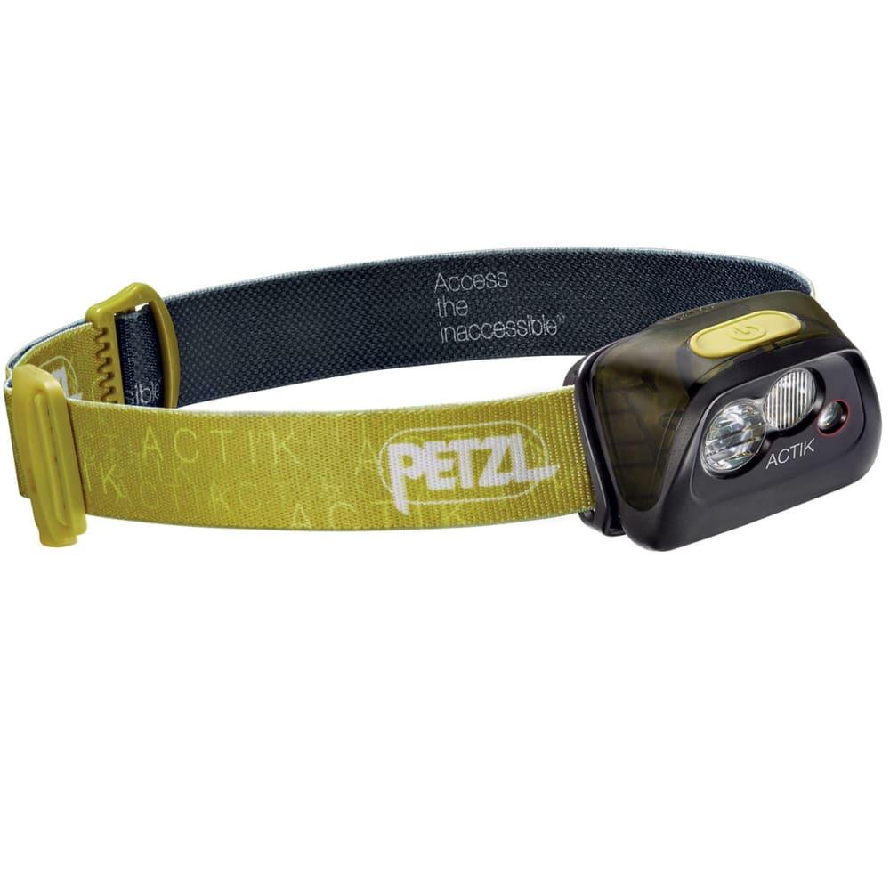 PETZL ACTIK Headlamp - GREEN-E99AAB