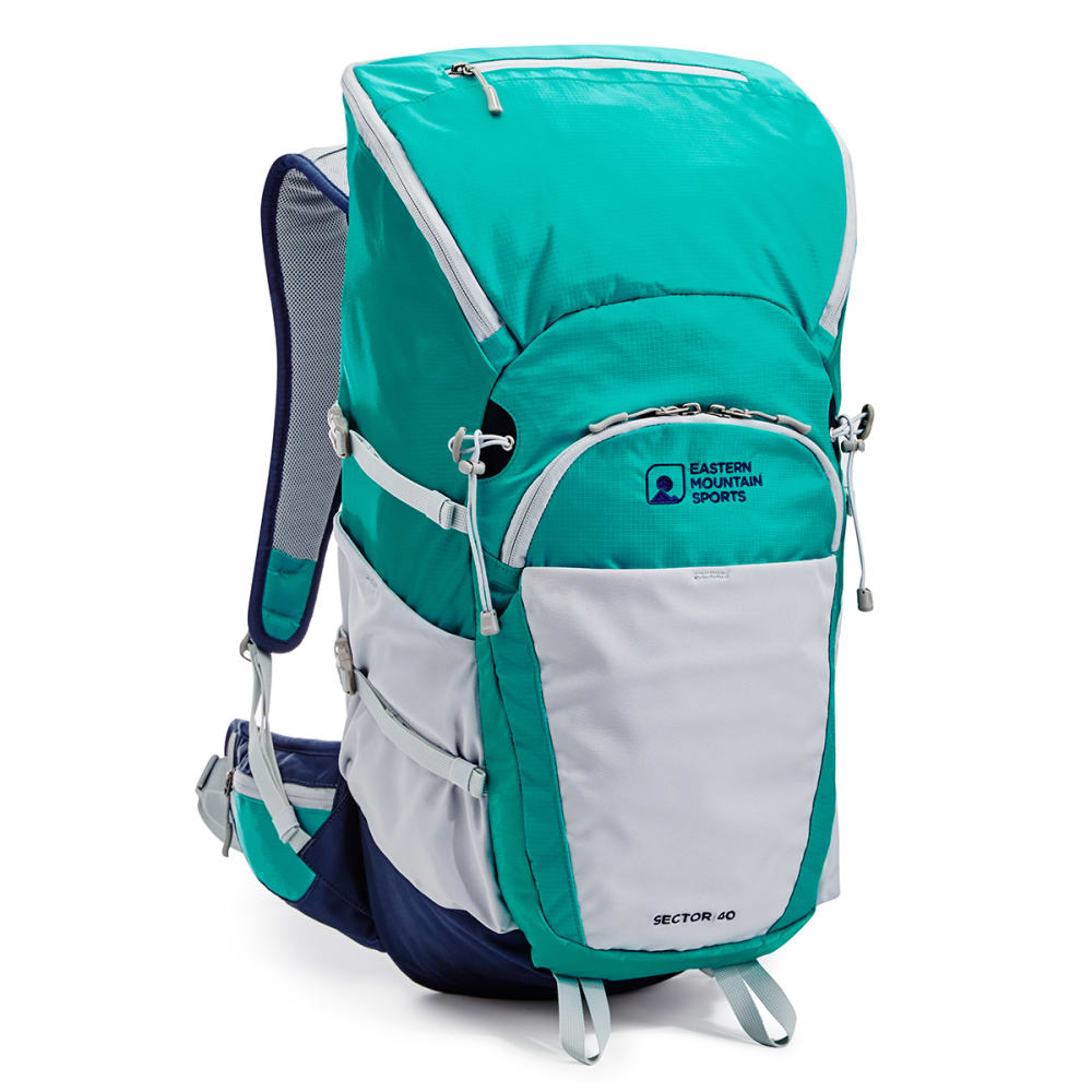 EMS Women's Sector 40 Backpack - COLUMBIA/PEACOAT