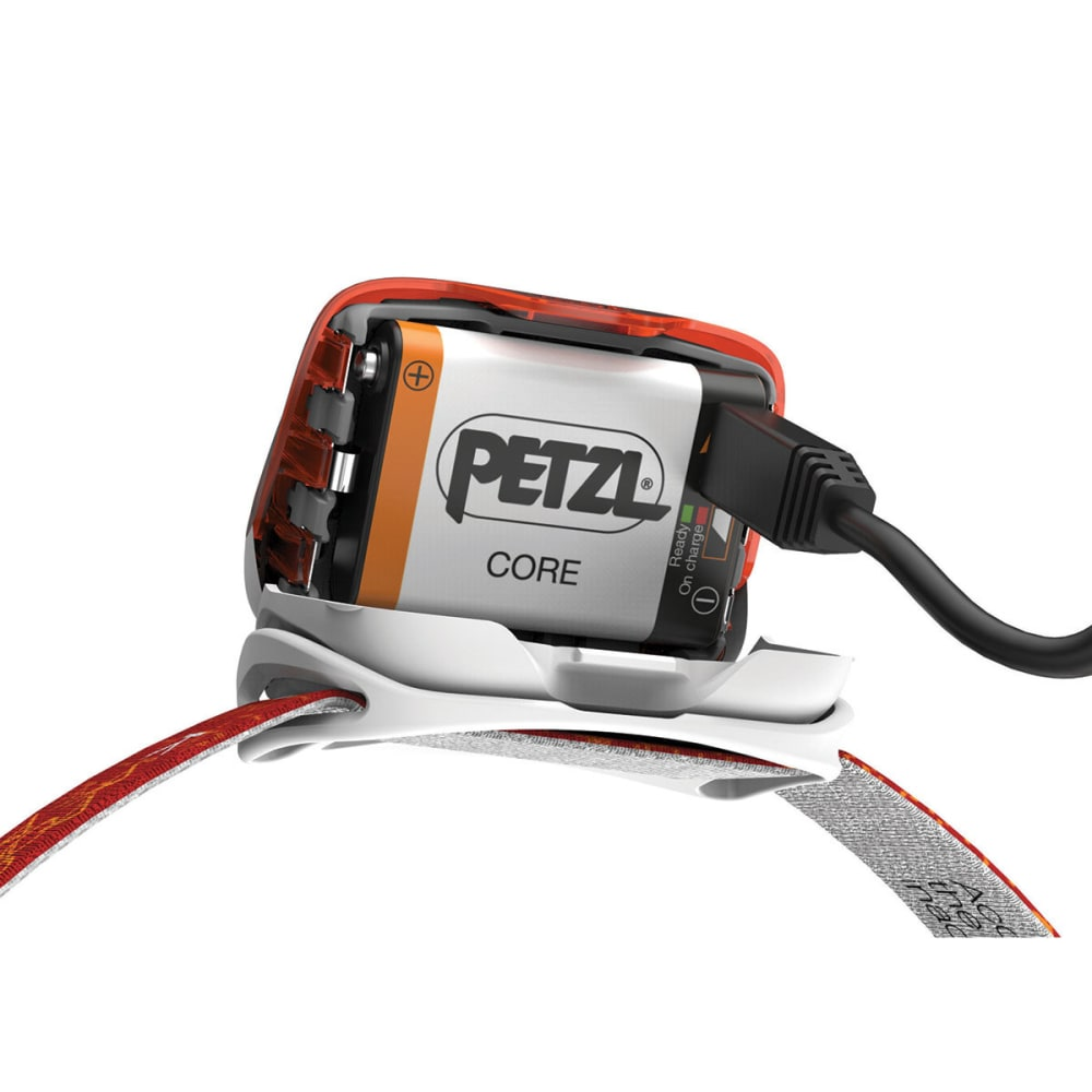PETZL ACTIK CORE Headlamp - RED-E99ABB