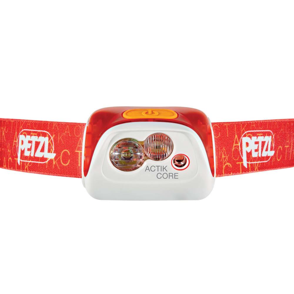 PETZL ACTIK CORE Headlamp - RED-E99ABB