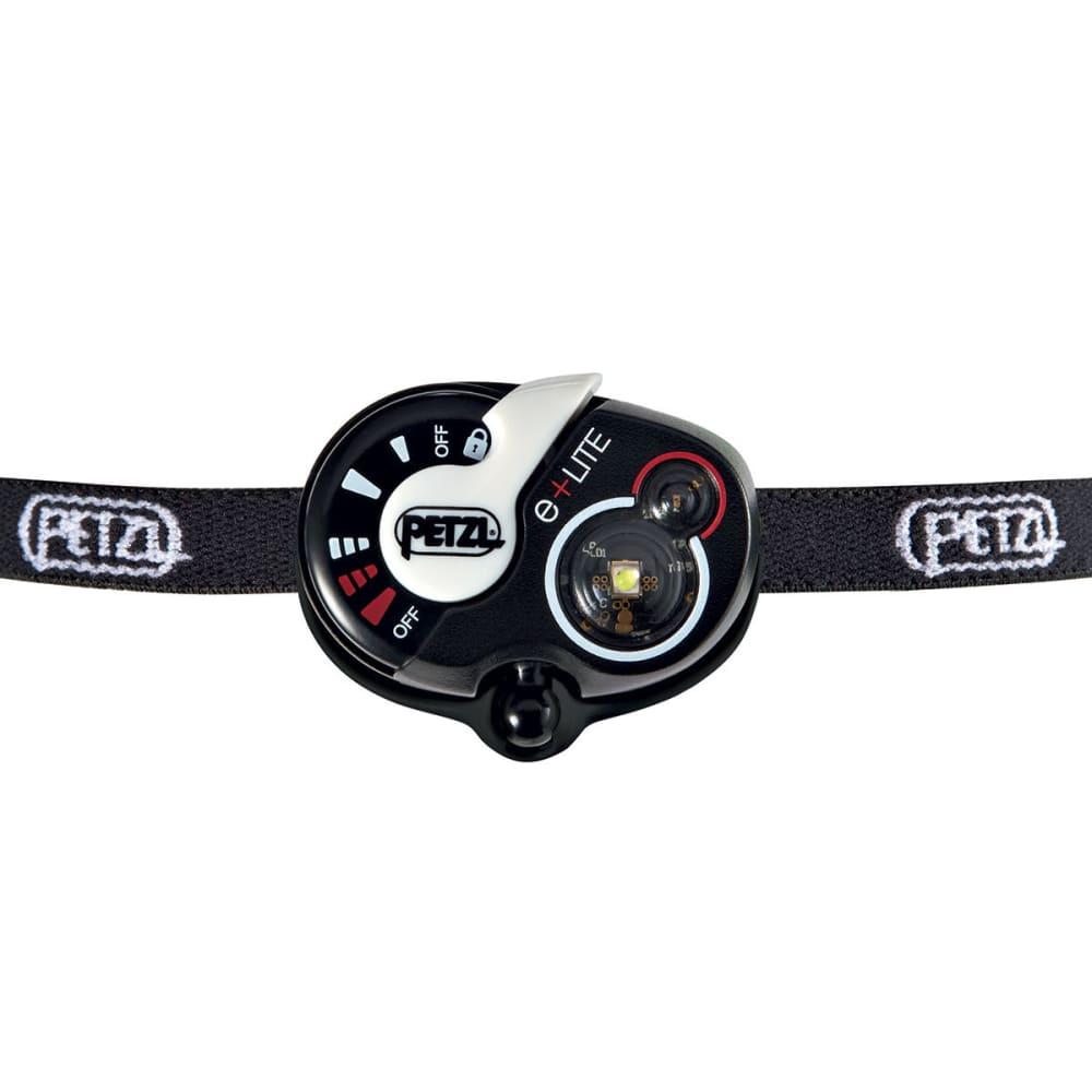 PETZL e+Lite Headlamp - BLACK