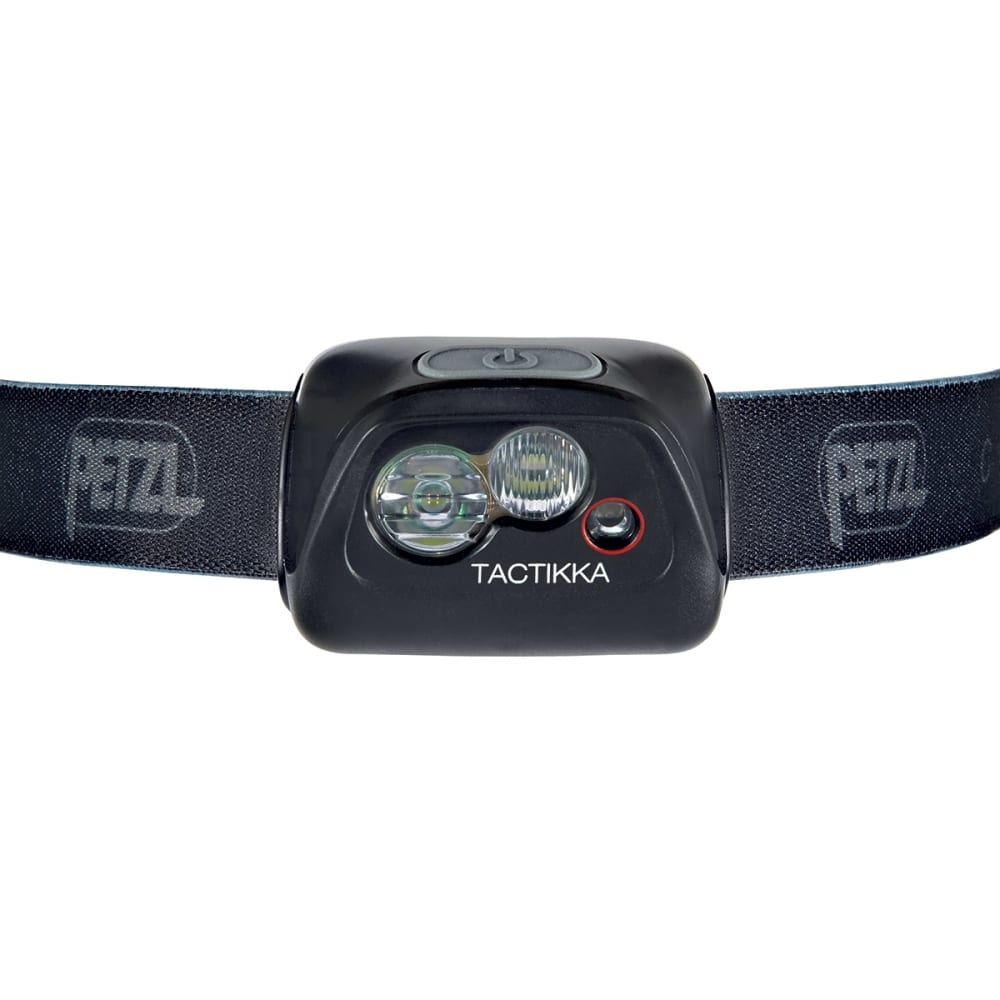 PETZL TACTIKKA CORE 350 Lumens, with ACCU CORE - BLACK