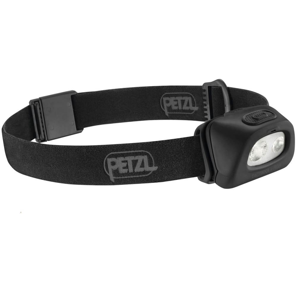 PETZL TACTIKKA +RGB Headlamp - BLACK-E89ABA