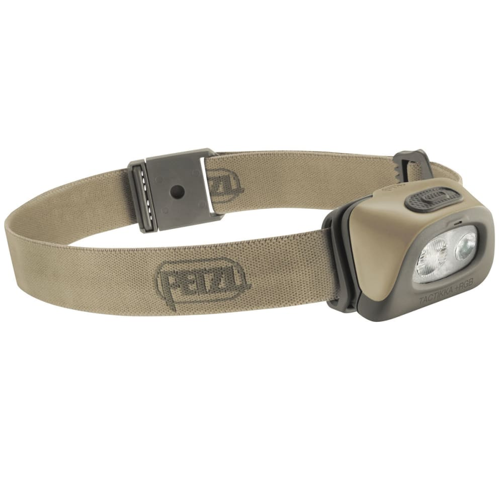 PETZL TACTIKKA +RGB Headlamp - KHAKI-E89ABC