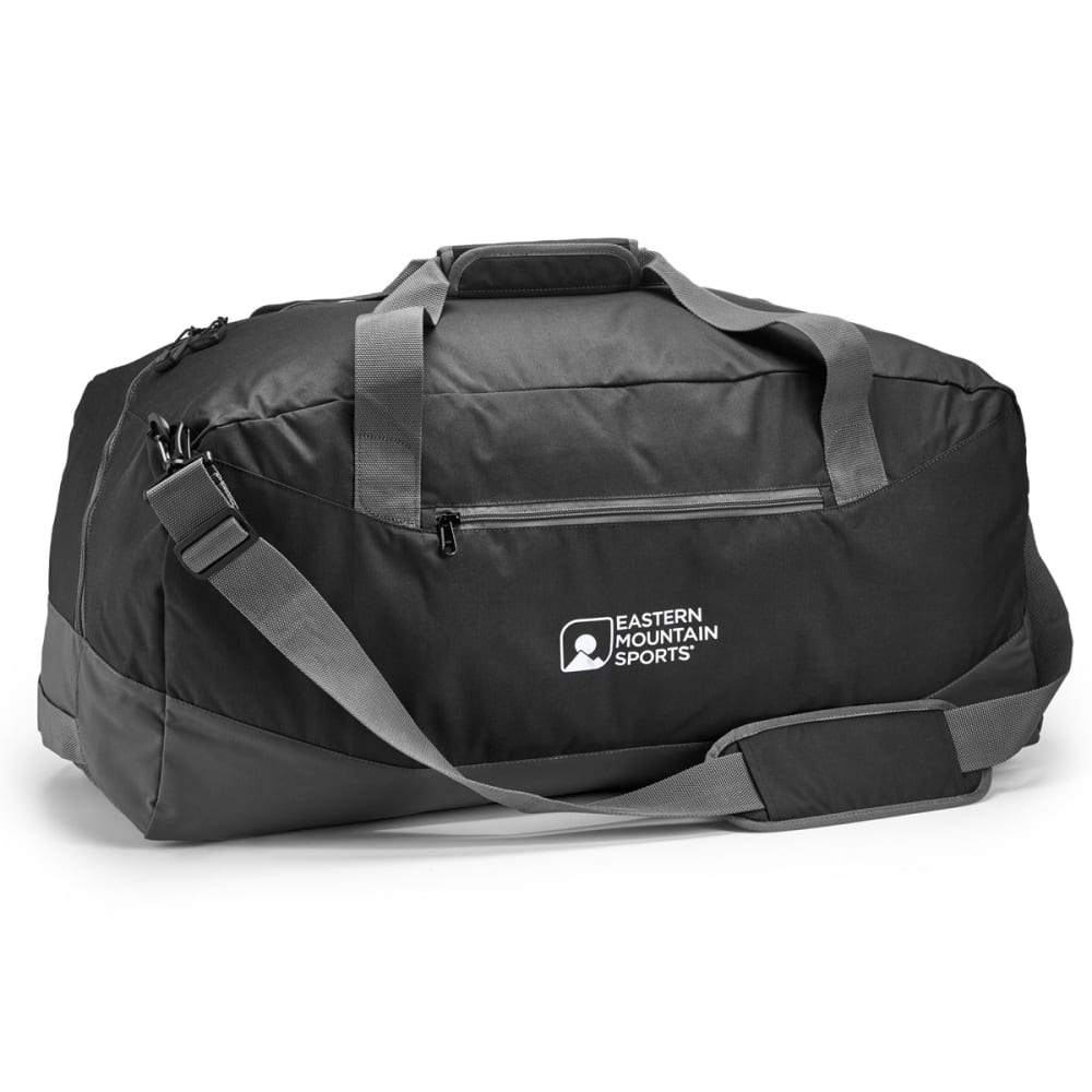 EMS Camp Duffel, Large - BLACK